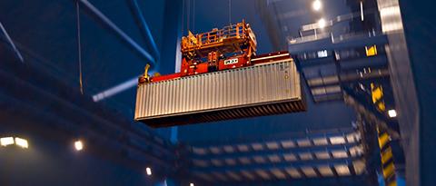 Transportes de Containers e Cargas Secas